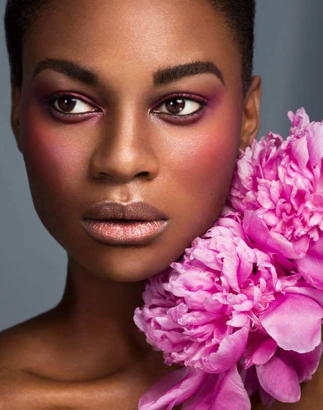 Editorial Retoucher Black Woman